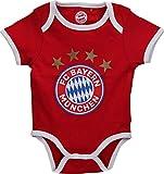 FC Bayern München Baby Body Logo 62-68