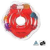 XUELIEE Kleinkind Kinder Schwimmender Schwimmen Ring Aufblasbarer Baby Schwimmring Kommt by (Rot)