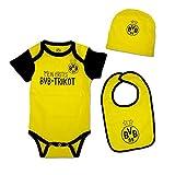 Borussia Dortmund BVB Baby Geschenkbox 3-teilig